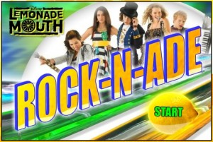 Rock-N-Ade Game