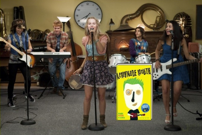 Lemonade Mouth 2: The Revolution Continues...