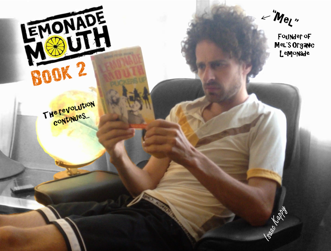 Mel Reading LM Book 2: Lemonade Mouth Puckers Up