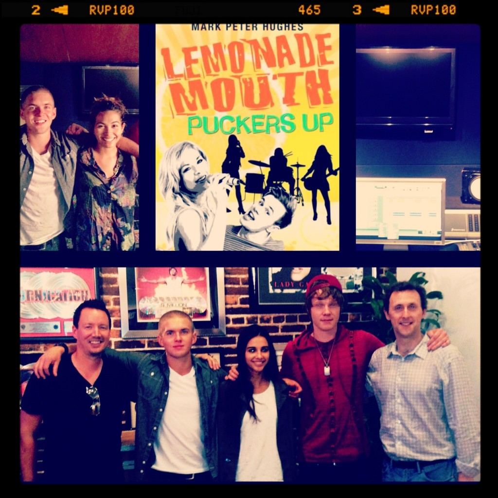 Don't Stop The Revolution Lemonade Mouth Puckers Up Montage
